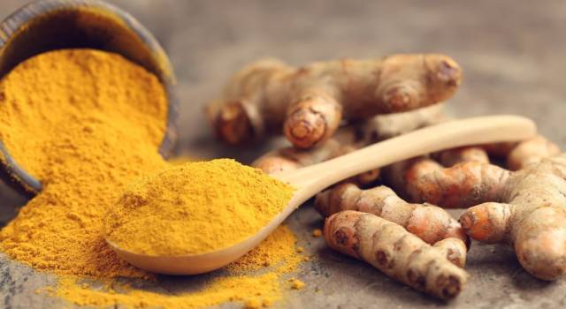 Turmeric for the intestine: the benefits of this magic powder