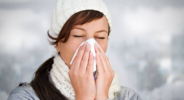 Remedies for colds: a study claims that aerosol would be useless