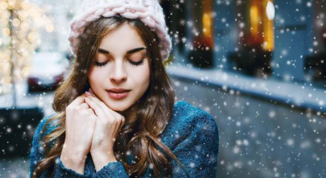 Hair needs protection during the winter: here's what to do
