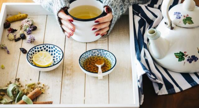 Herbal tea against colds: here are the most effective