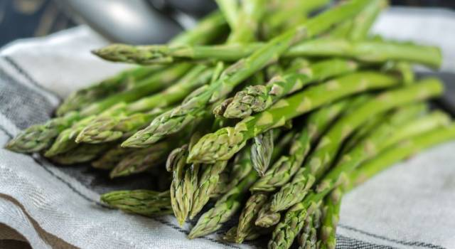 Asparagus, what goodness! Here are all the benefits and properties of this vegetable