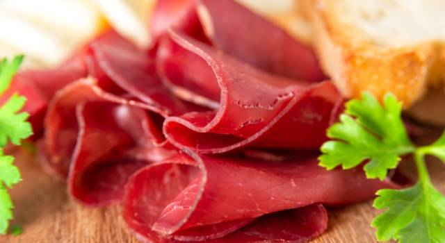 Bresaola: everything you didn't know about this tasty salami