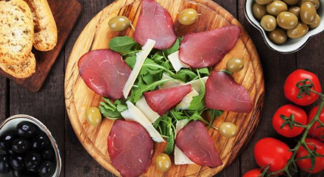 Do you want to lose a bounty in two weeks? The bresaola diet arrives