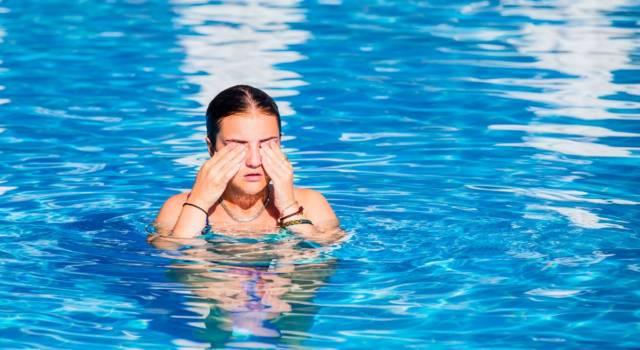 The effects of chlorine on the skin: how to avoid irritation and mycosis in the pool