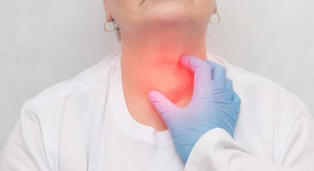 Thyroid nodules: how to tell if you have iodine deficiency