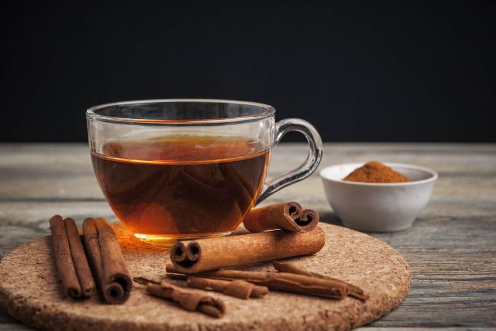 Cinnamon herbal tea