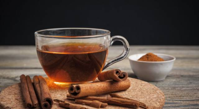 Cinnamon herbal tea: the benefits and how to prepare it