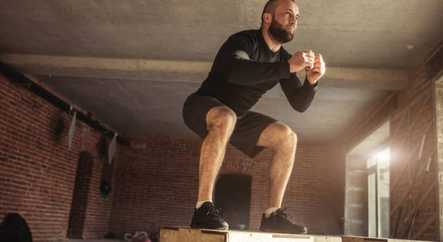 Plyometrics, how to get back in shape by increasing muscle speed and power