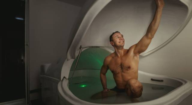 Sensory deprivation tank, what floating is and how it works