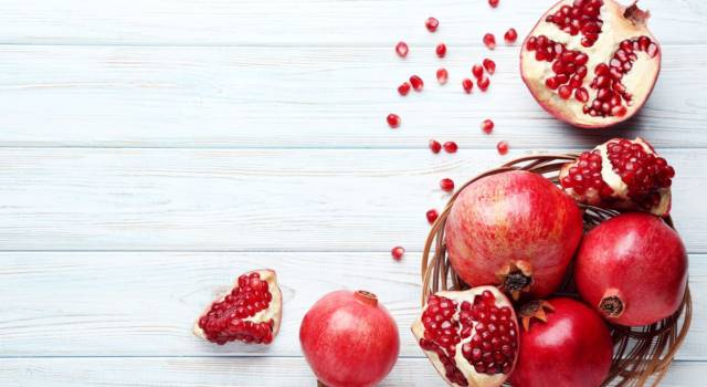 Pomegranate juice: all the properties and benefits