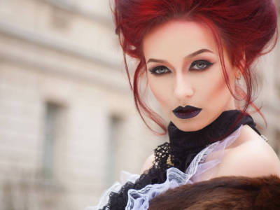 Halloween makeup: the most popular choices to be made quickly