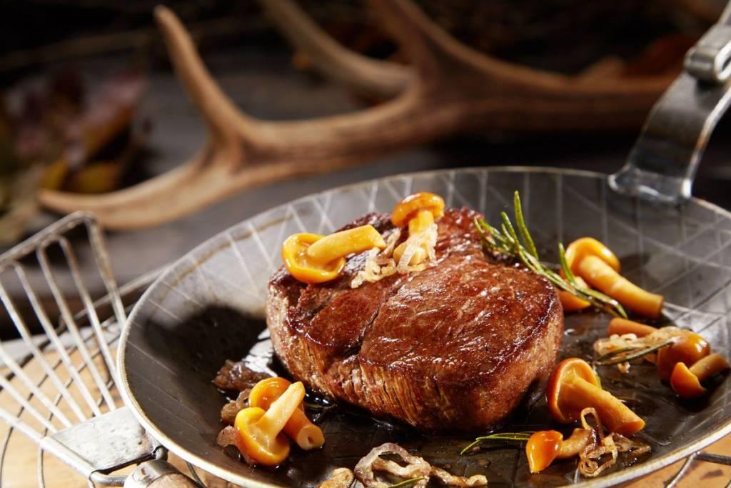 fillet meat