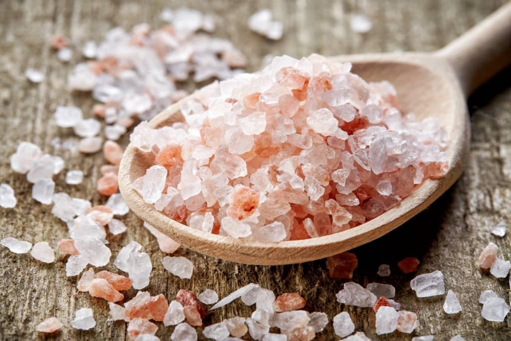 hot salt