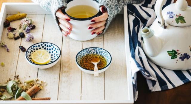 Herbal teas against colds: here are the most effective