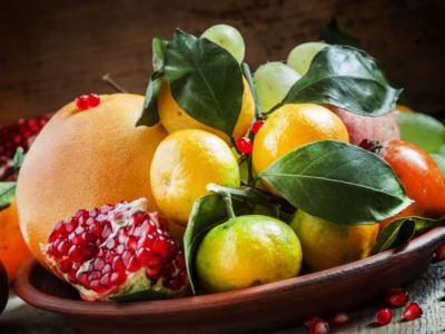 The super fruits of winter that are good for health