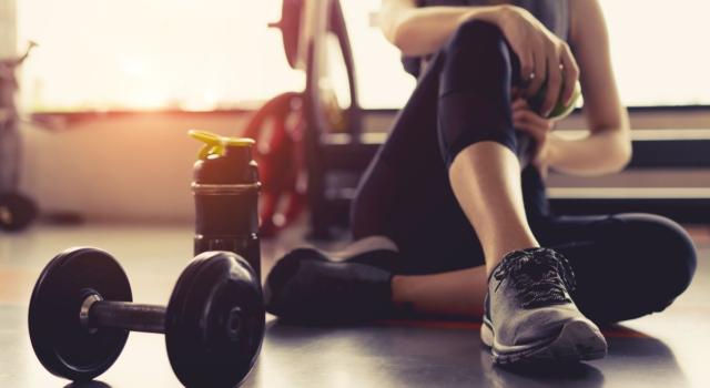 What tools are needed for home exercises