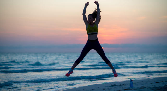Jumping Jack, how it works and what benefits it gives the body