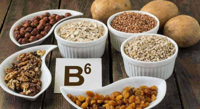 All about vitamin B6: what it is, what it is used for and where it is found