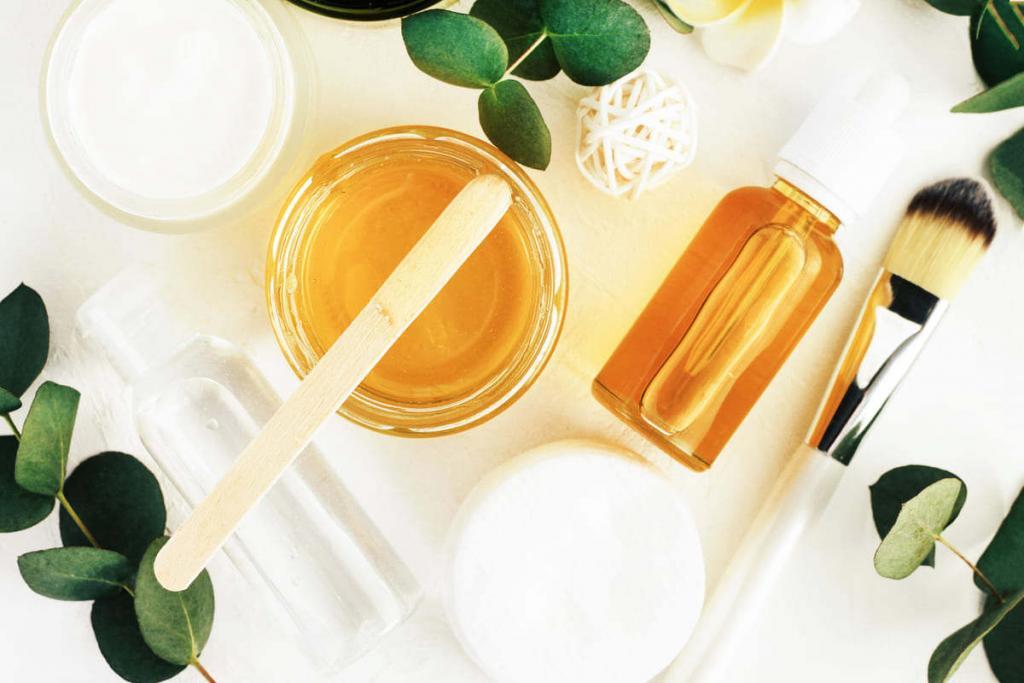 face cream with honey