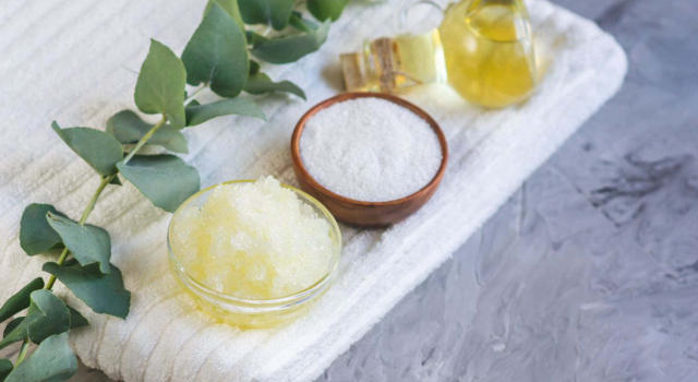 DIY scrub: find out how to do it to make your skin more beautiful