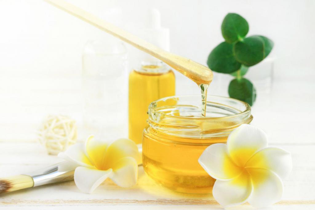 honey mask