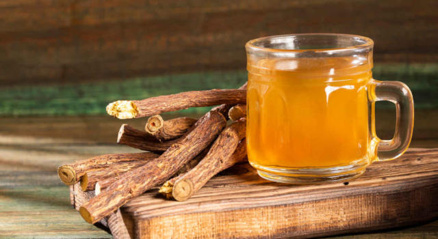 Licorice herbal tea: discover its properties and how to make it