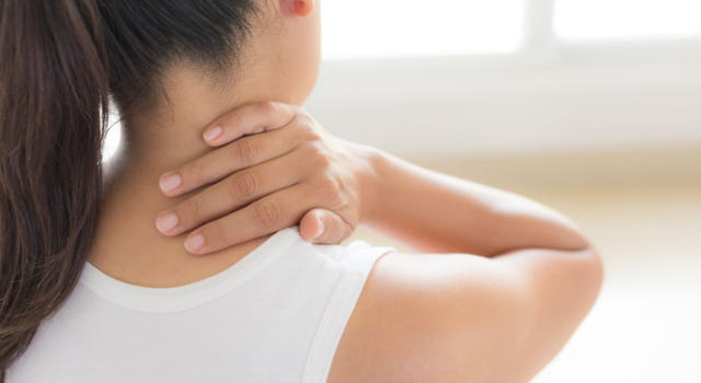 Neck pain: what it depends on and how to remedy it