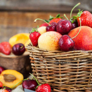Seasonal fruit in June: what it is and why it's good for you