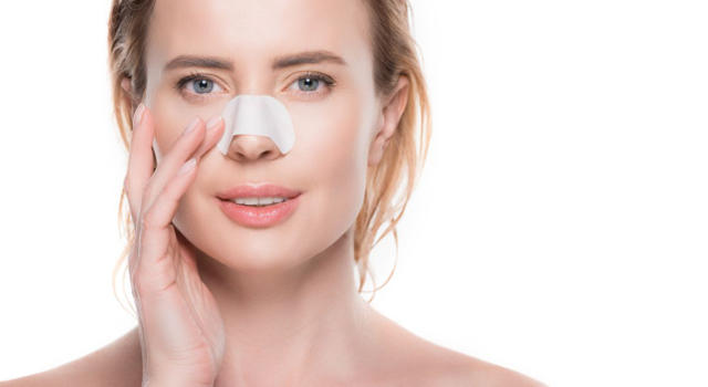 DIY blackhead patches: find out how to make them