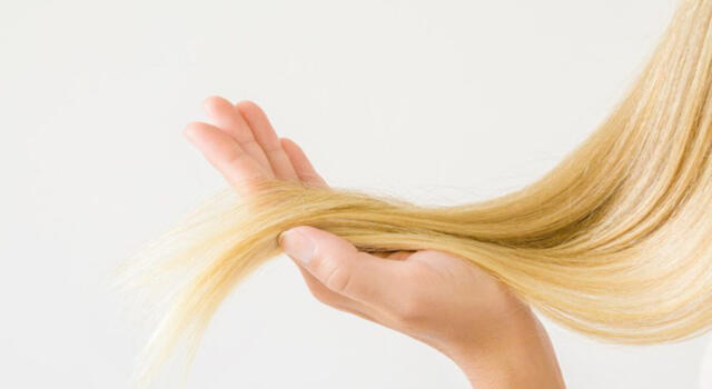 Hydrogen peroxide on hair: a simple and effective way to lighten it