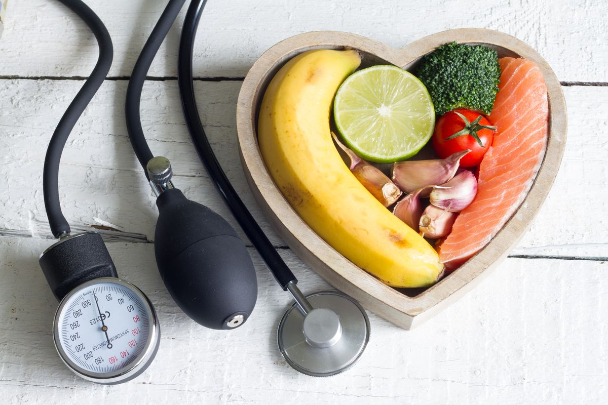 Foods to lower blood pressure