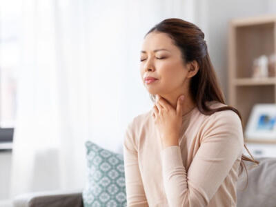 Dry throat? Find out what it can depend on and what the remedies are