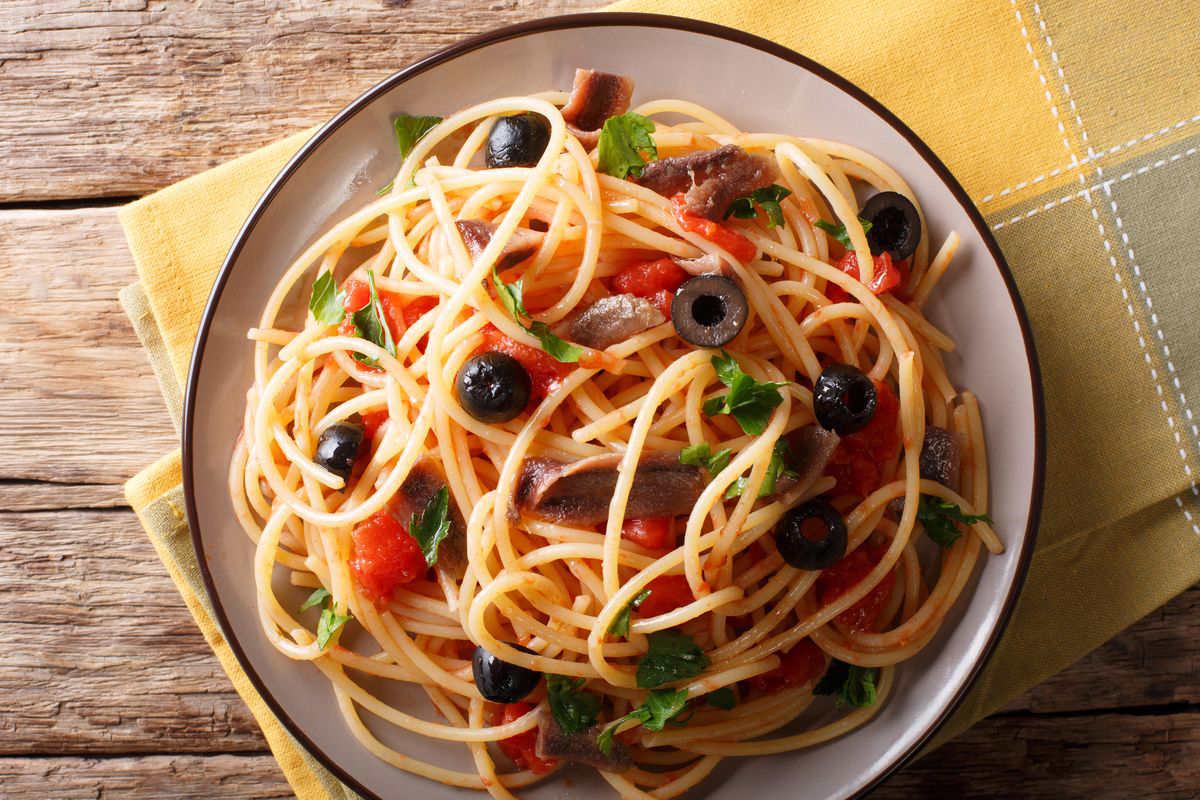 Gypsy pasta