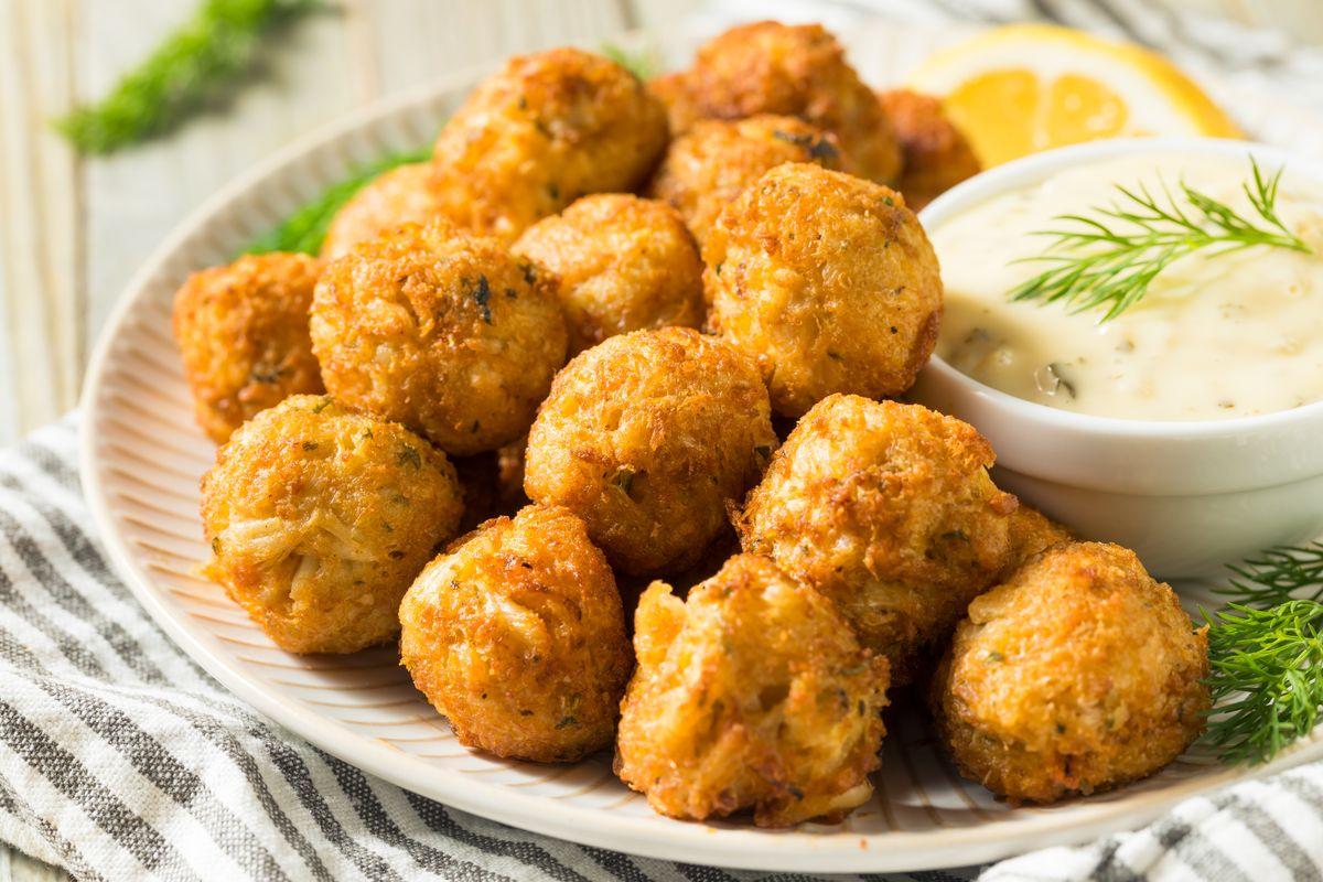 Gluten-free fish balls