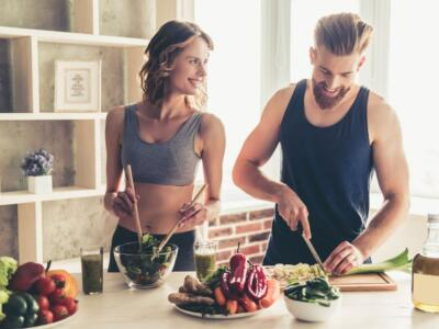 What is the perfect muscle mass diet?