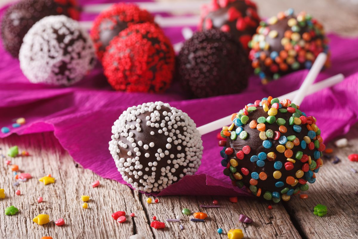 Thermomix cake pops