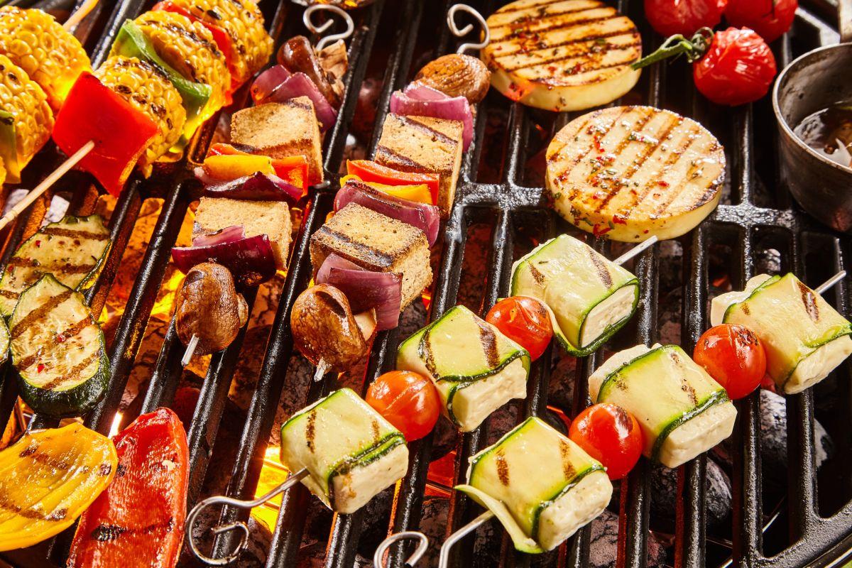 vegan grill