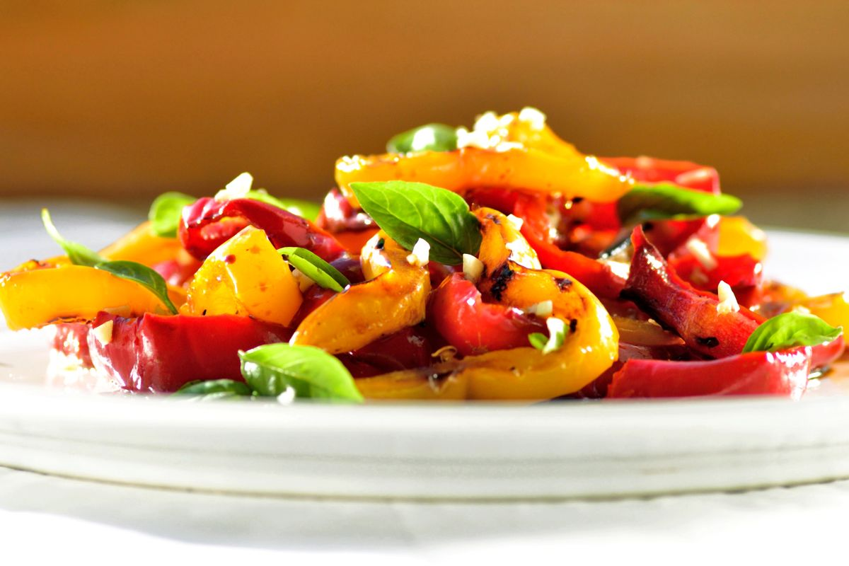 Peperonata with the Thermomix