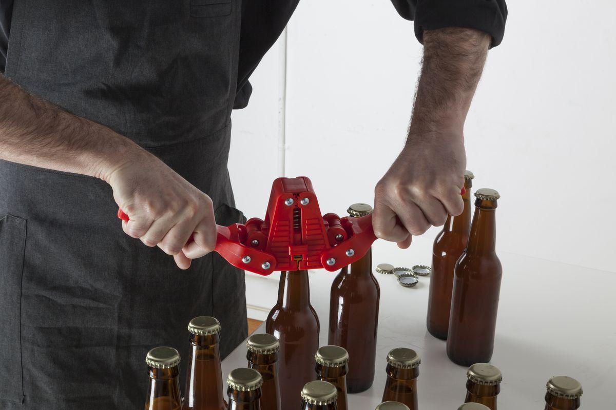 Bottle the beer