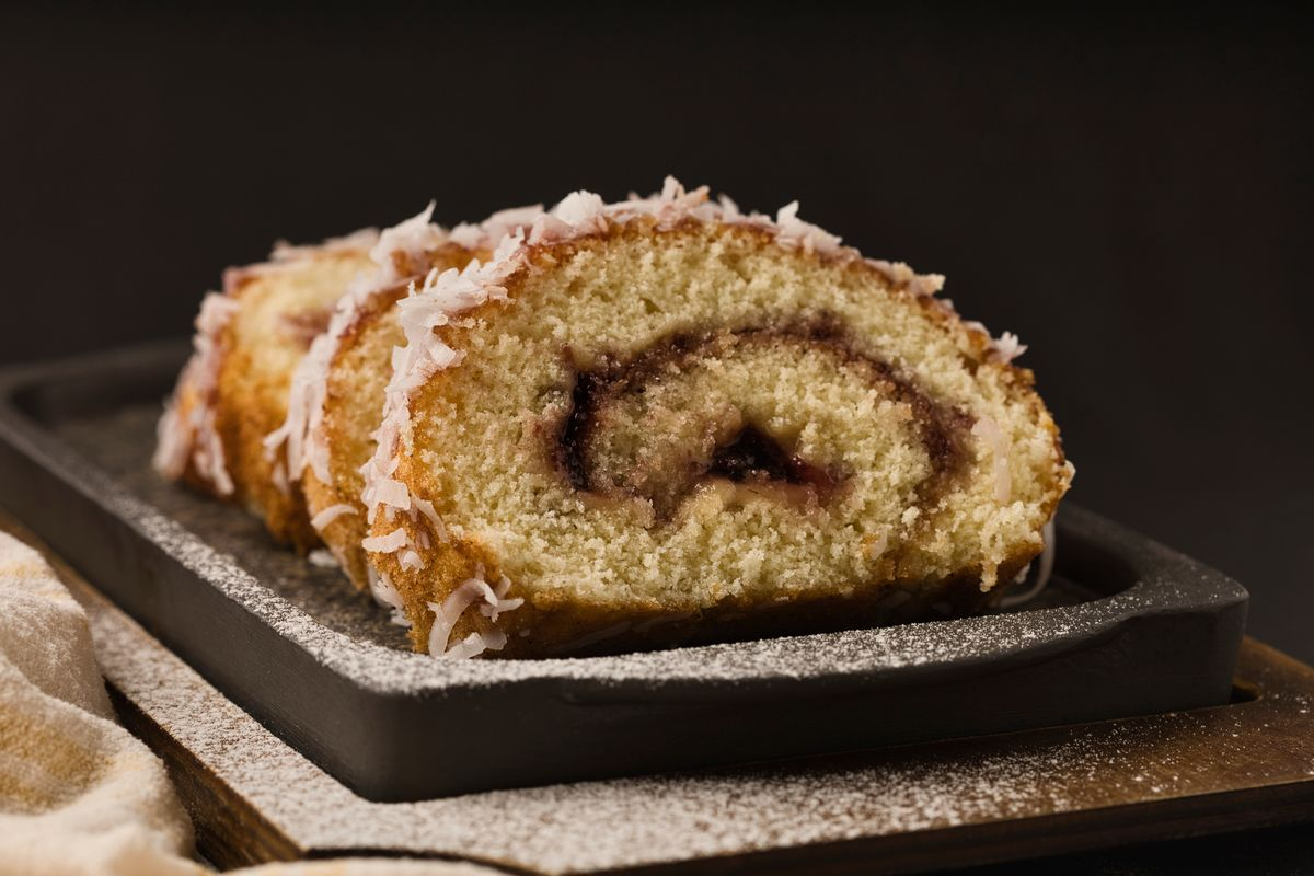 Thermomix Nutella Roll