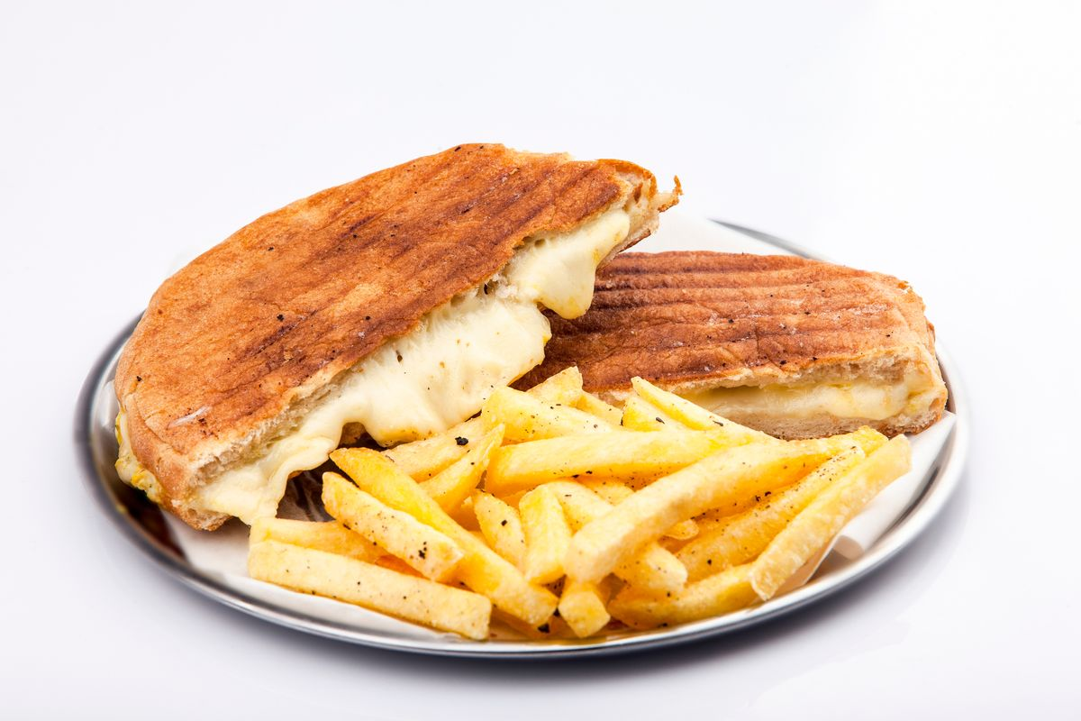 Potato toast