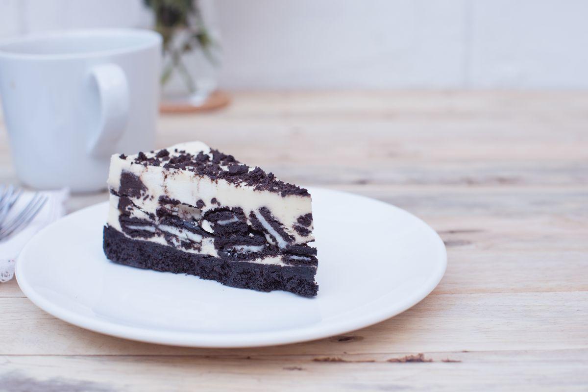 Thermomix Oreo Cake