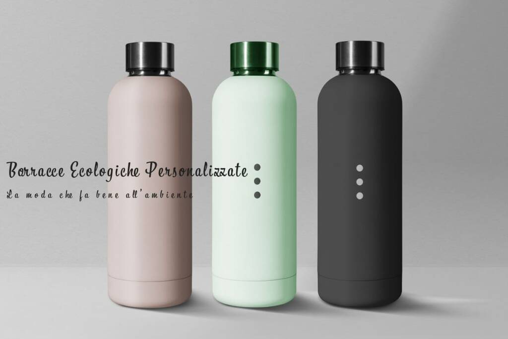 ecological water bottles