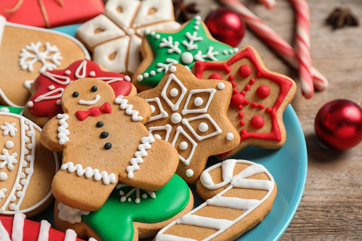 Thermomix Christmas cookies