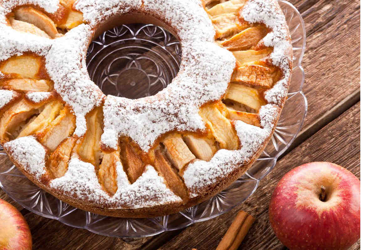Donut with Apples