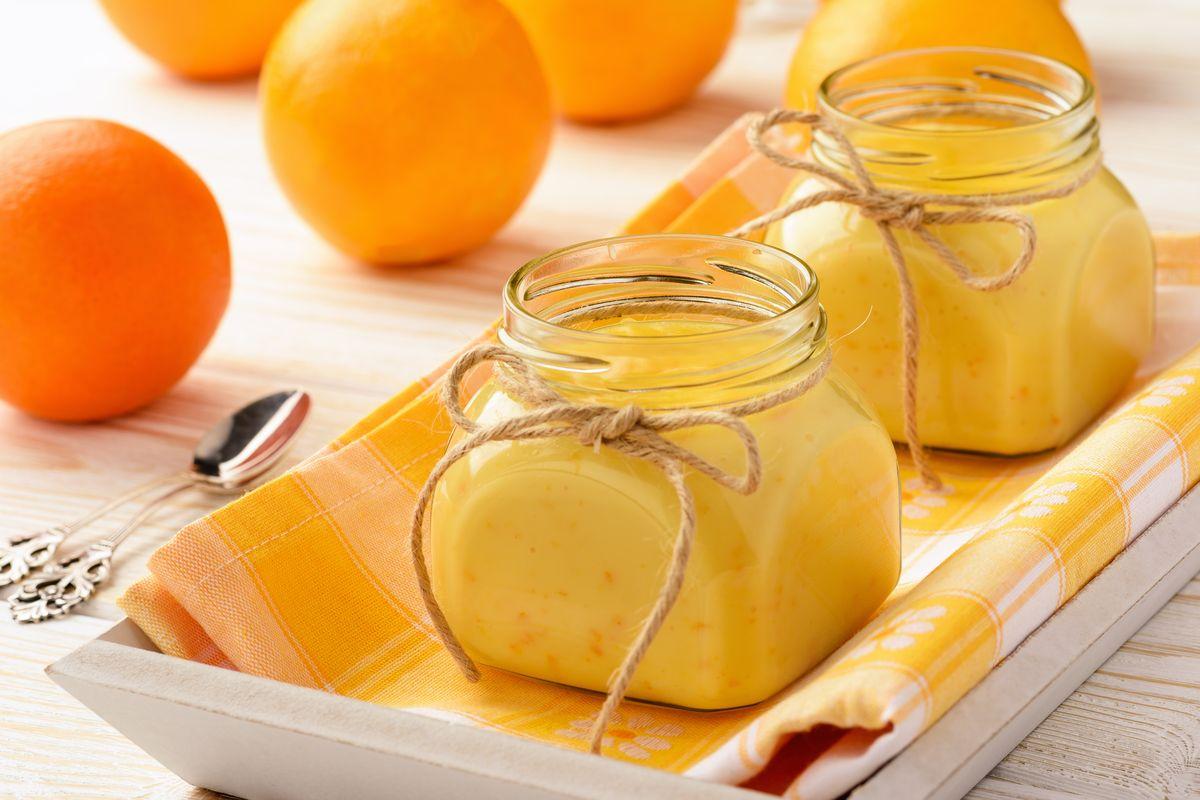 Thermomix orange cream